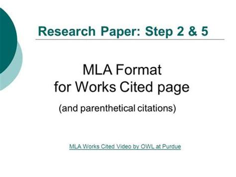 mla handbook for writers of research papers eBay